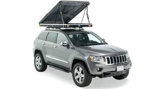 Tepui HyBox 2-Person Roof top Tent & Cargo Box